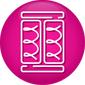 Materace sprężynowe (kieszeniowe)