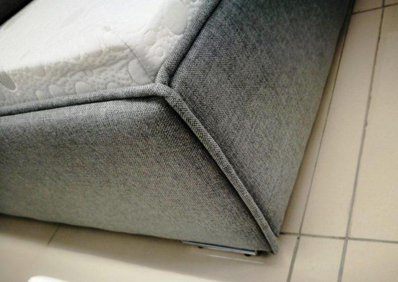 łóżko tapicerowane RARE