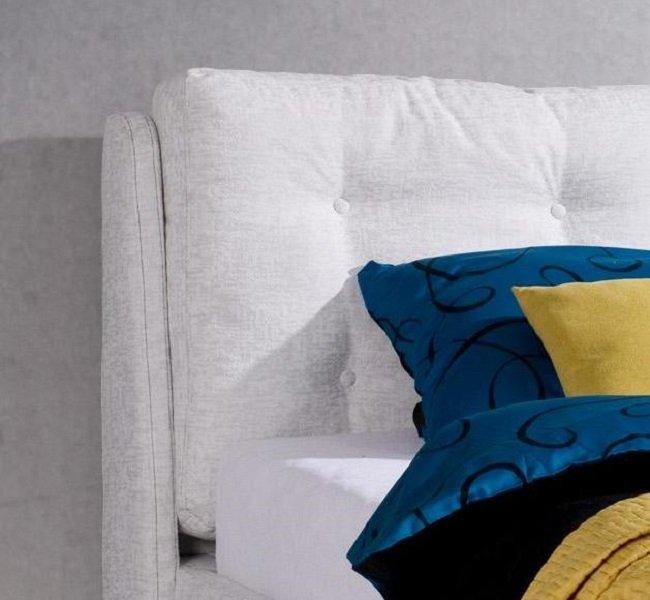 łóżko tapicerowane COSY